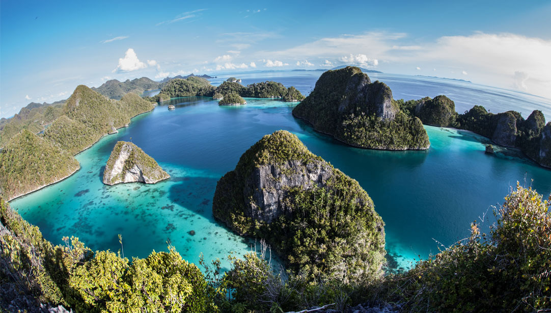 9 Indonesian Spots of Intrigue Like Abroad, Truly Cool!